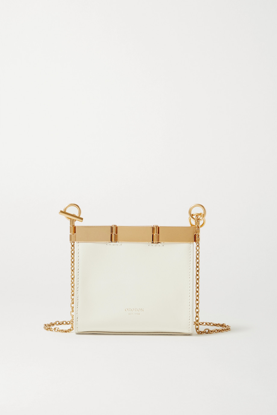 OROTON Cassia mini leather shoulder bag