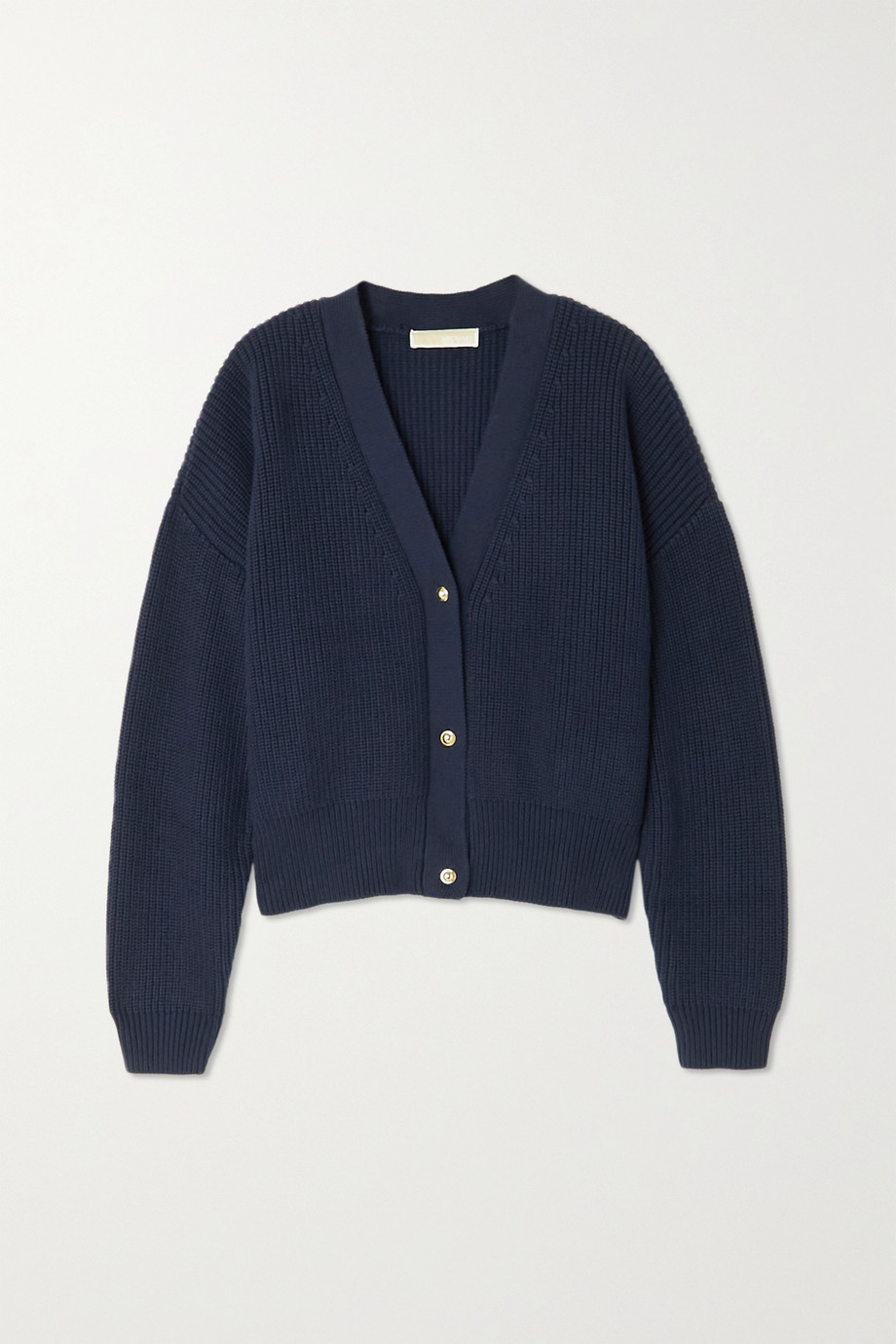MICHAEL MICHAEL KORS Cropped cotton cardigan