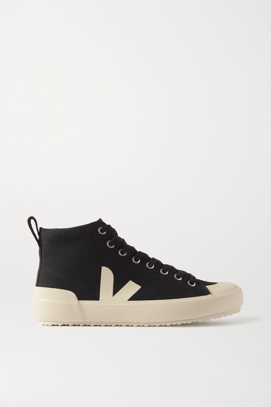 VEJA Nova HT organic cotton-canvas high-top sneakers