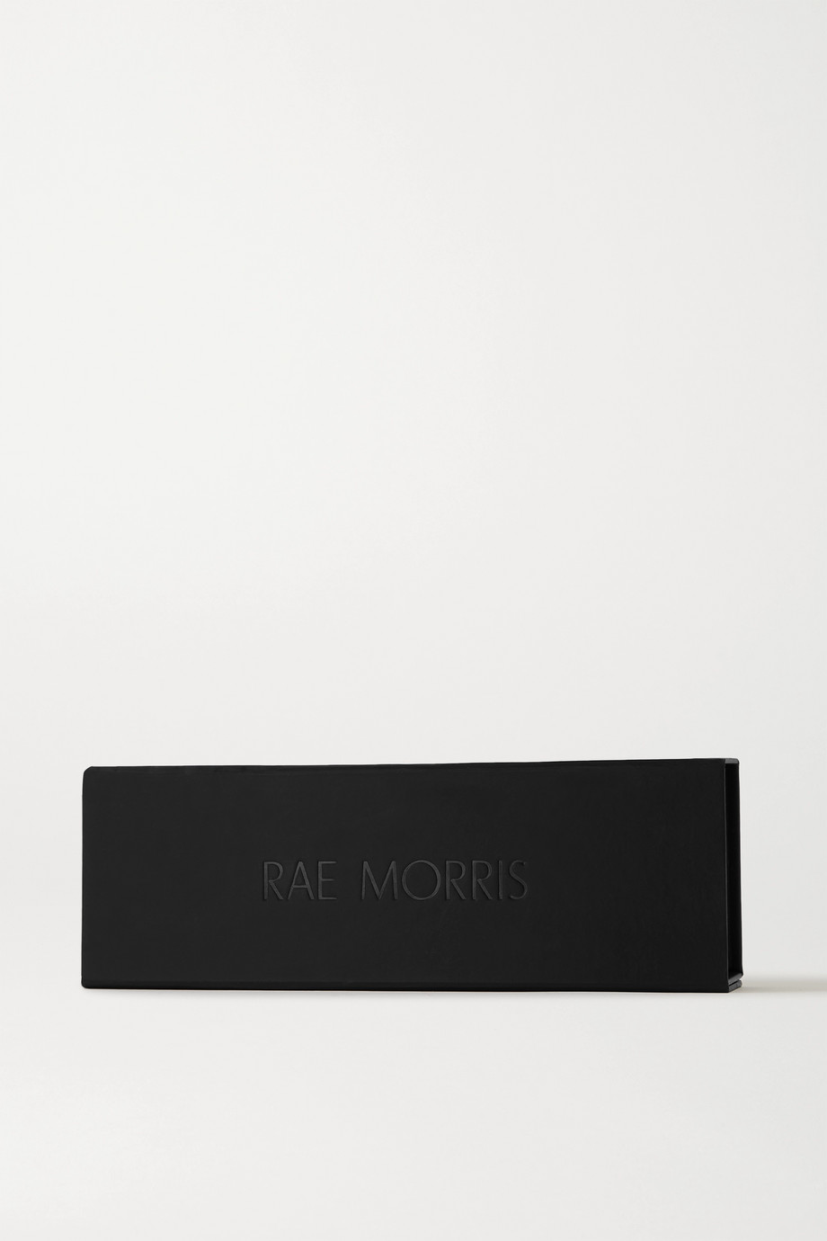 RAE MORRIS Personal 8 Brush Set and Plate