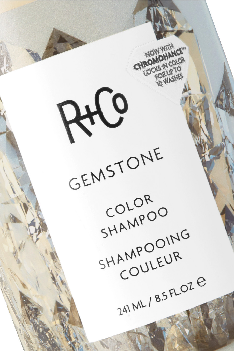 R+CO Gemstone Color Shampoo, 241ml