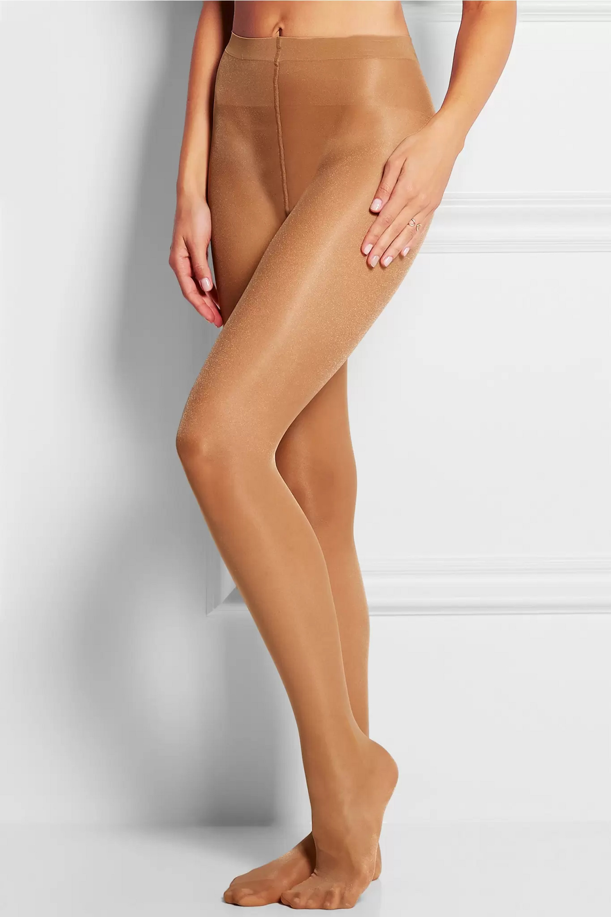 WOLFORD Pack of two Satin Touch 20 denier tights
