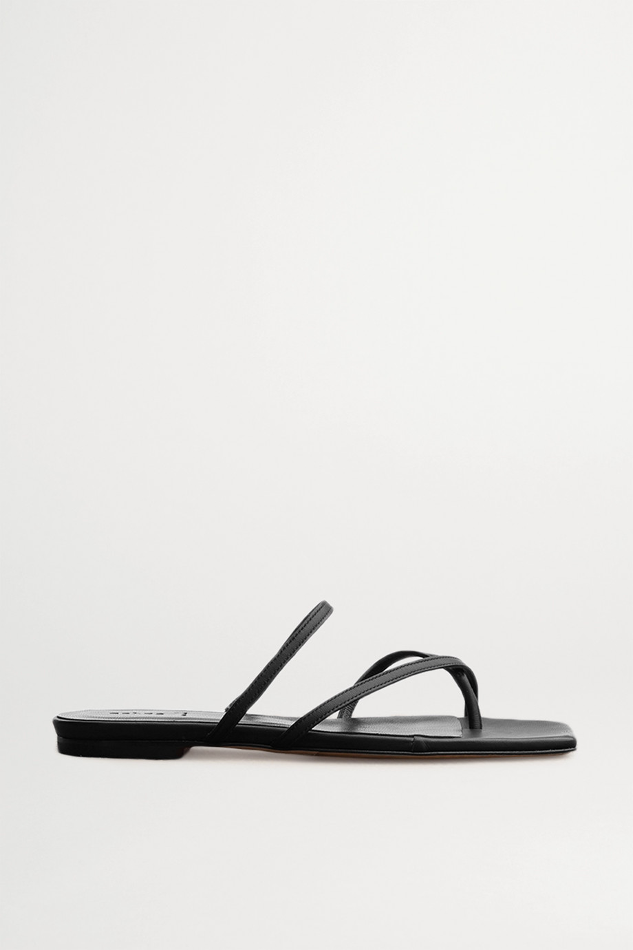 AEYDE Marina leather slides