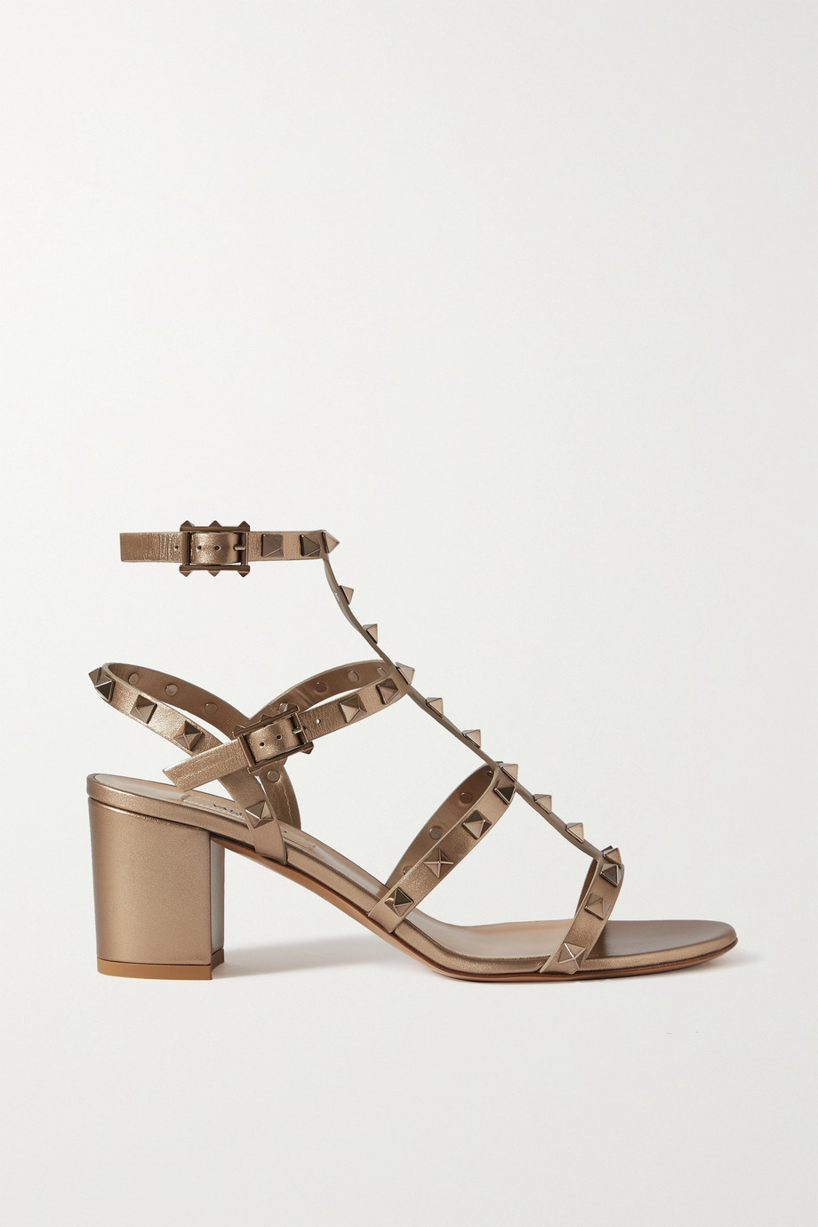 VALENTINO Valentino Garavani Rockstud 60 leather sandals