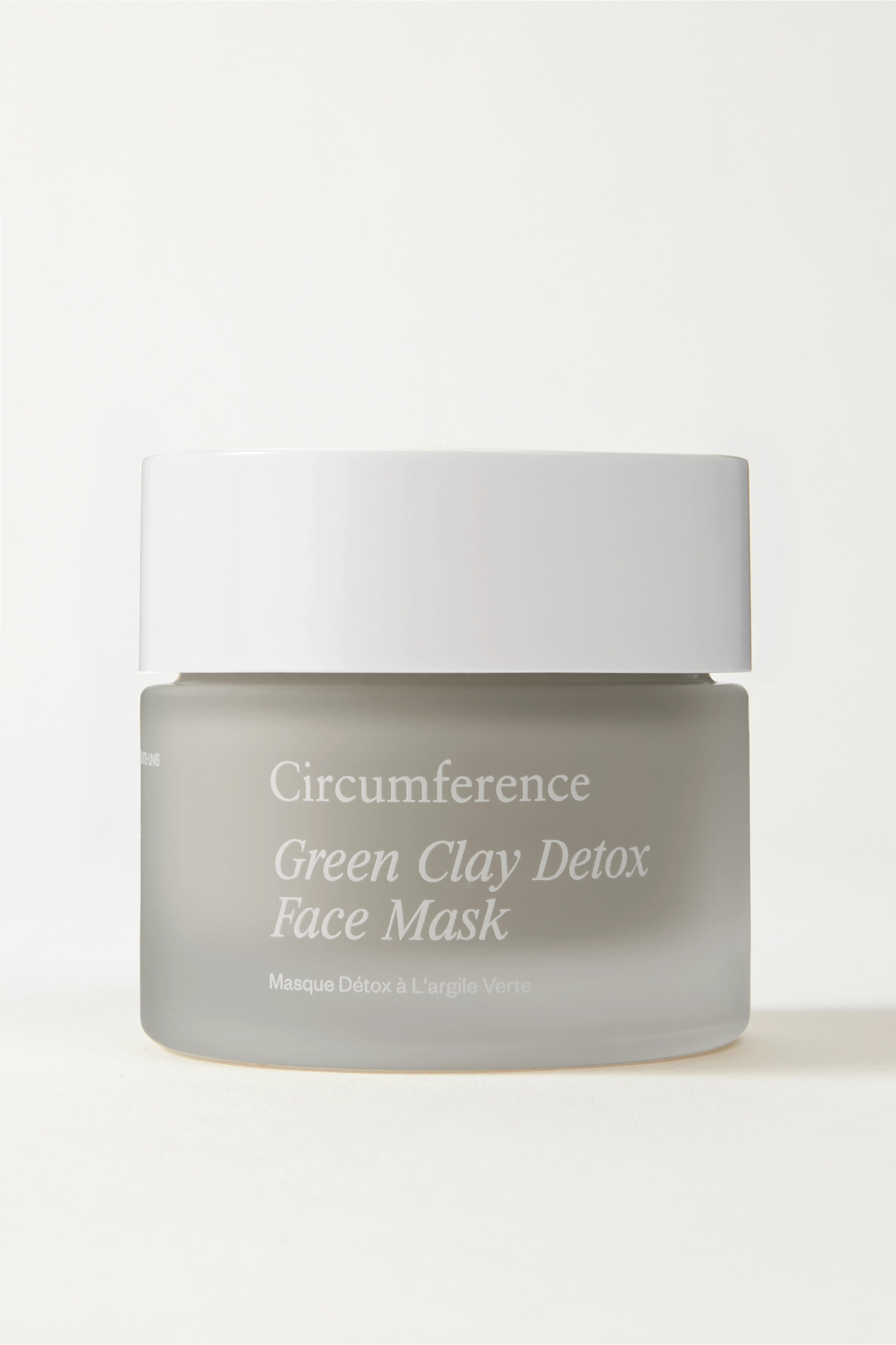 Circumference Green Clay Detox Face Mask, 50ml