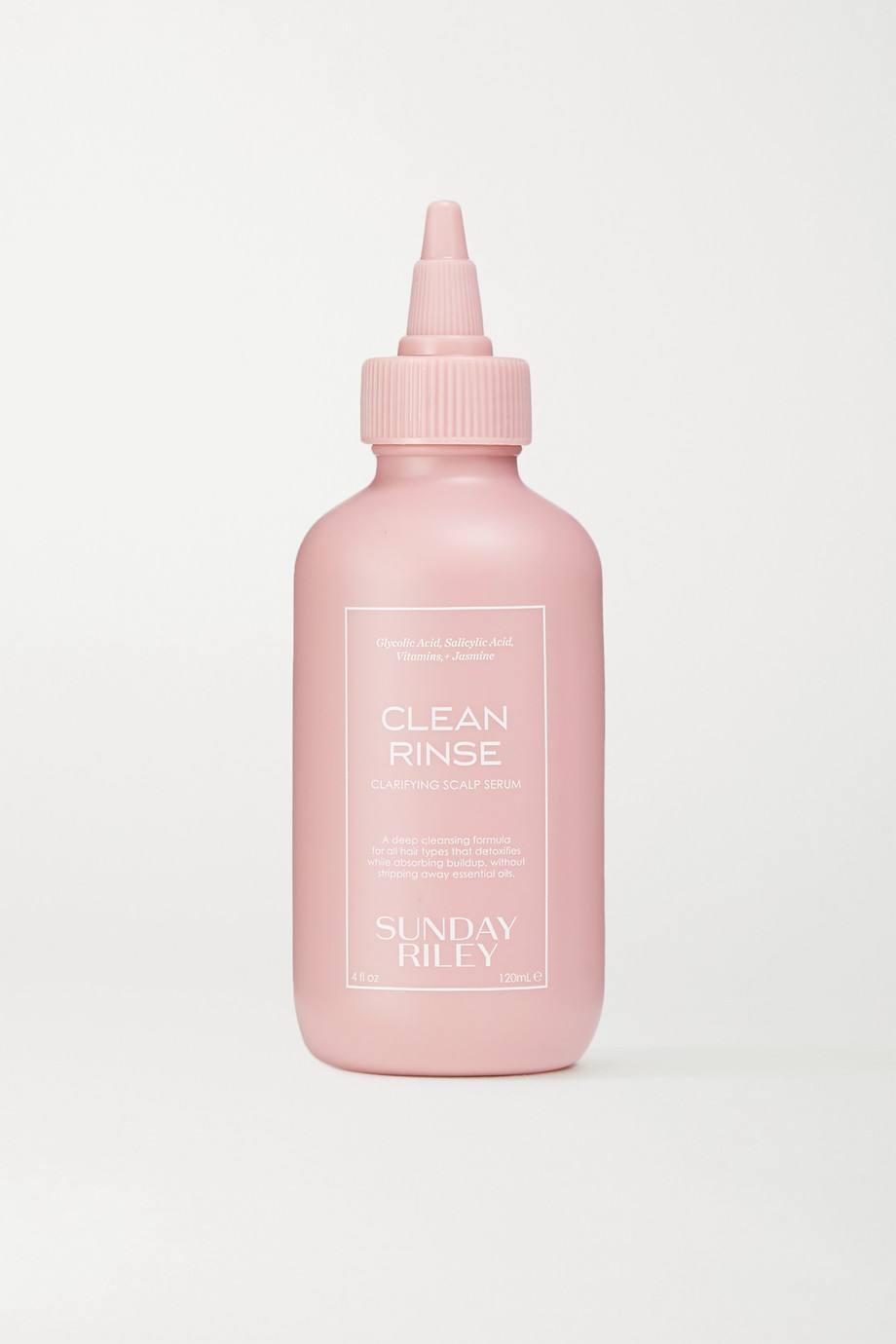 SUNDAY RILEY Clean Rinse Clarifying Scalp Serum, 120ml