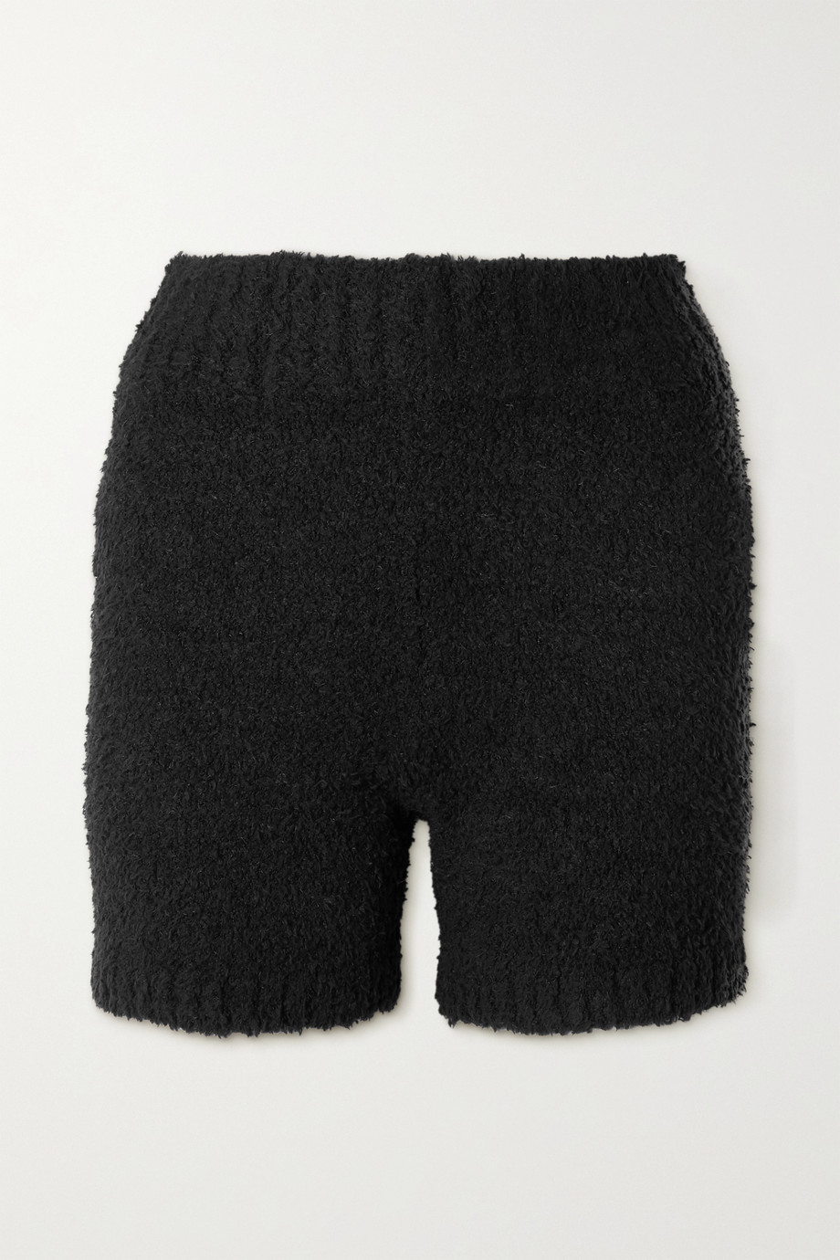 SKIMS Cozy Knit bouclé shorts