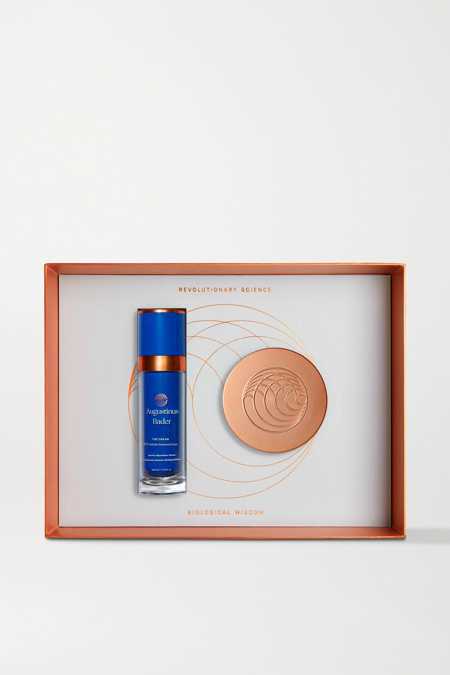 AUGUSTINUS BADER Face & Body Cream Duo