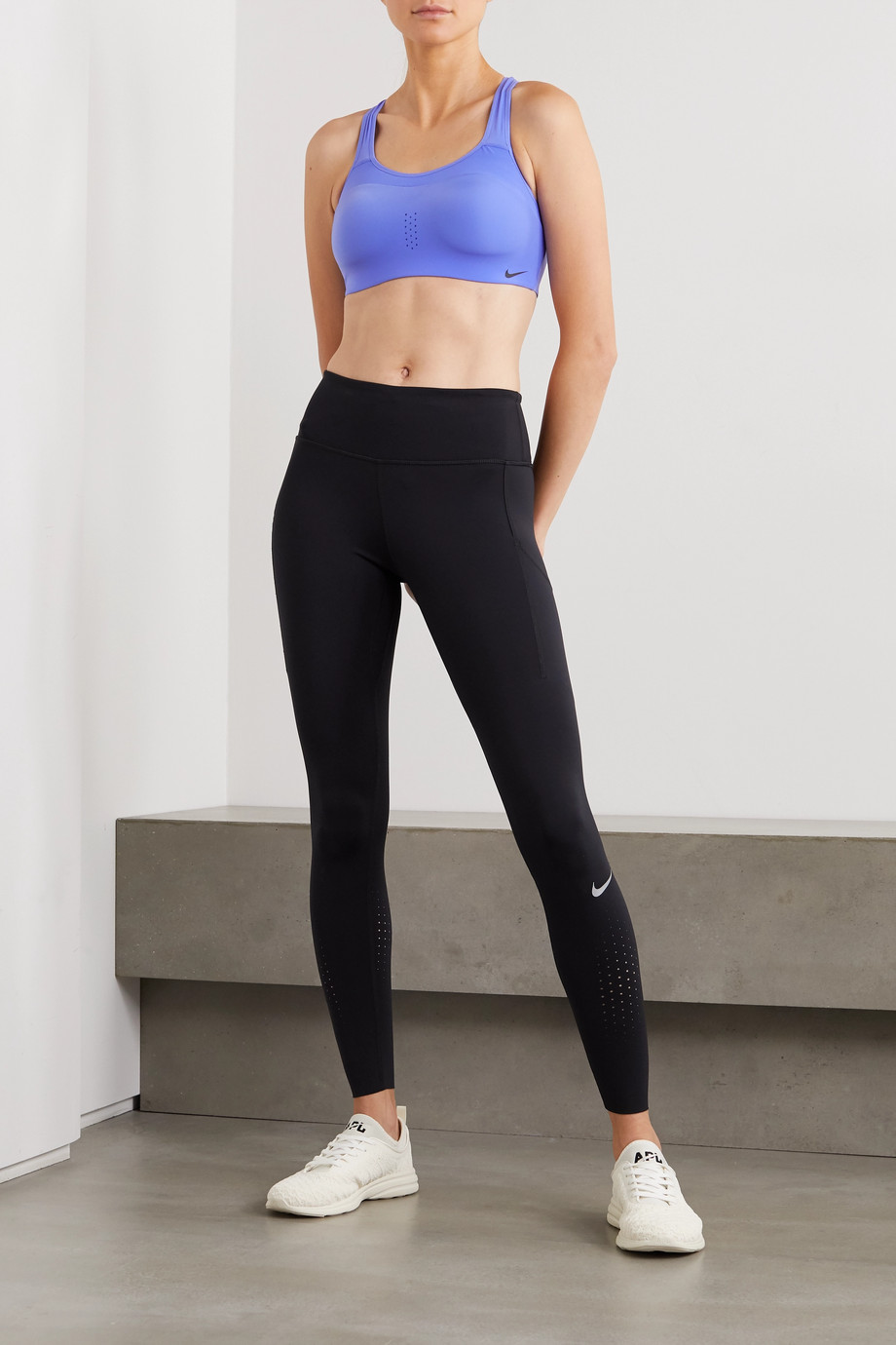 NIKE Alpha Dri-FIT sports bra