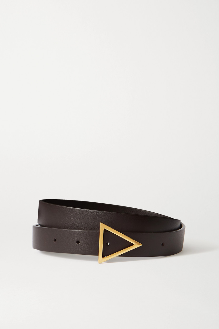 BOTTEGA VENETA Leather belt