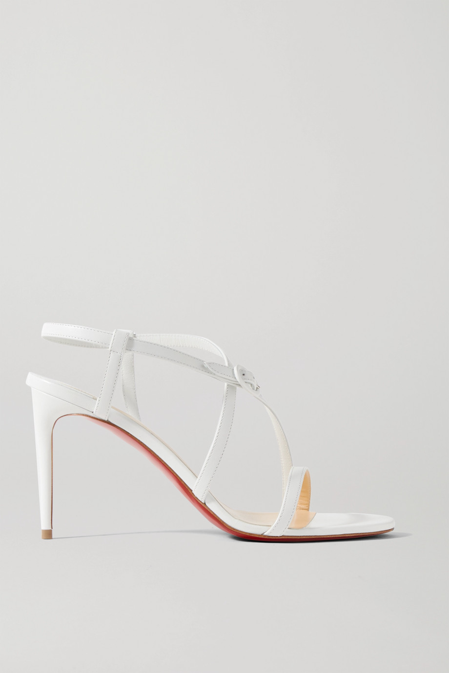CHRISTIAN LOUBOUTIN Selima 85 leather sandals