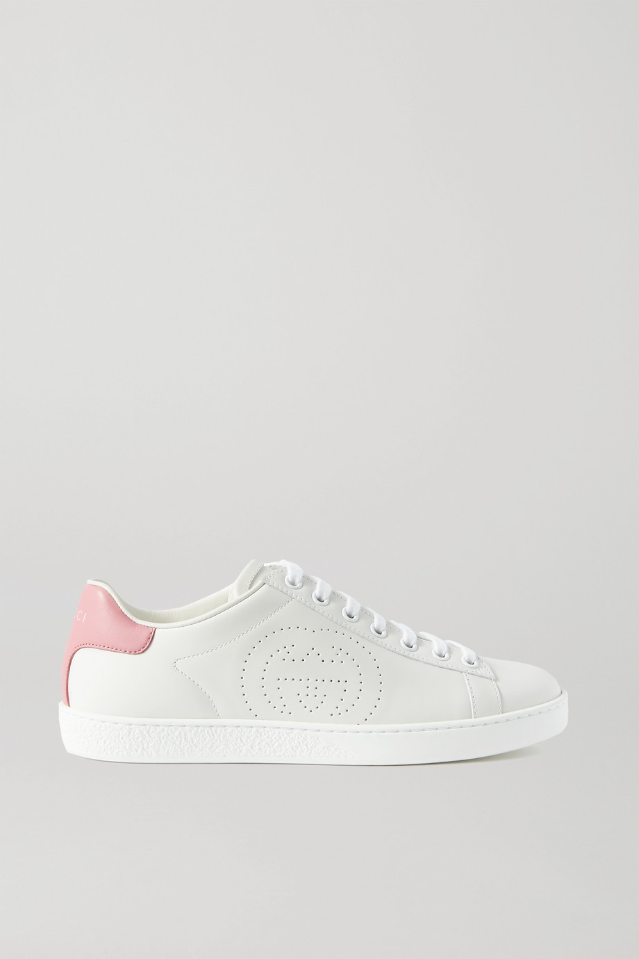 GUCCI + NET SUSTAIN Ace leather sneakers