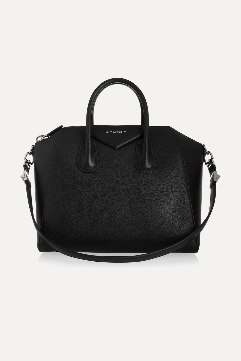 GIVENCHY Antigona medium textured-leather tote
