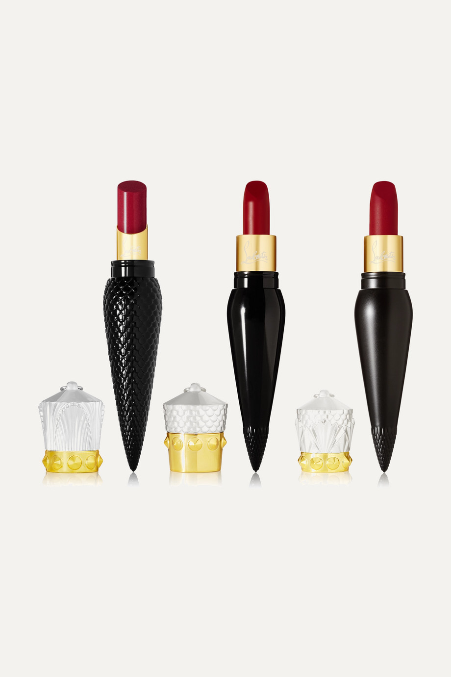 CHRISTIAN LOUBOUTIN BEAUTY Holiday Lip Coffret