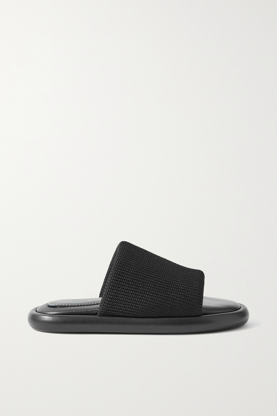PROENZA SCHOULER Pipe stretch-knit slides