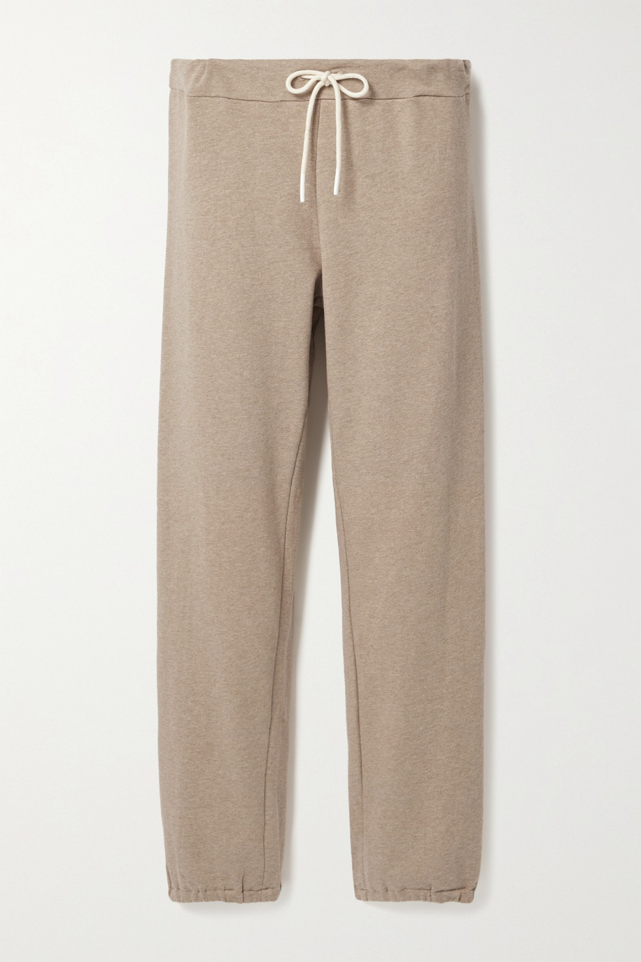 TORY SPORT French cotton-blend terry track pants