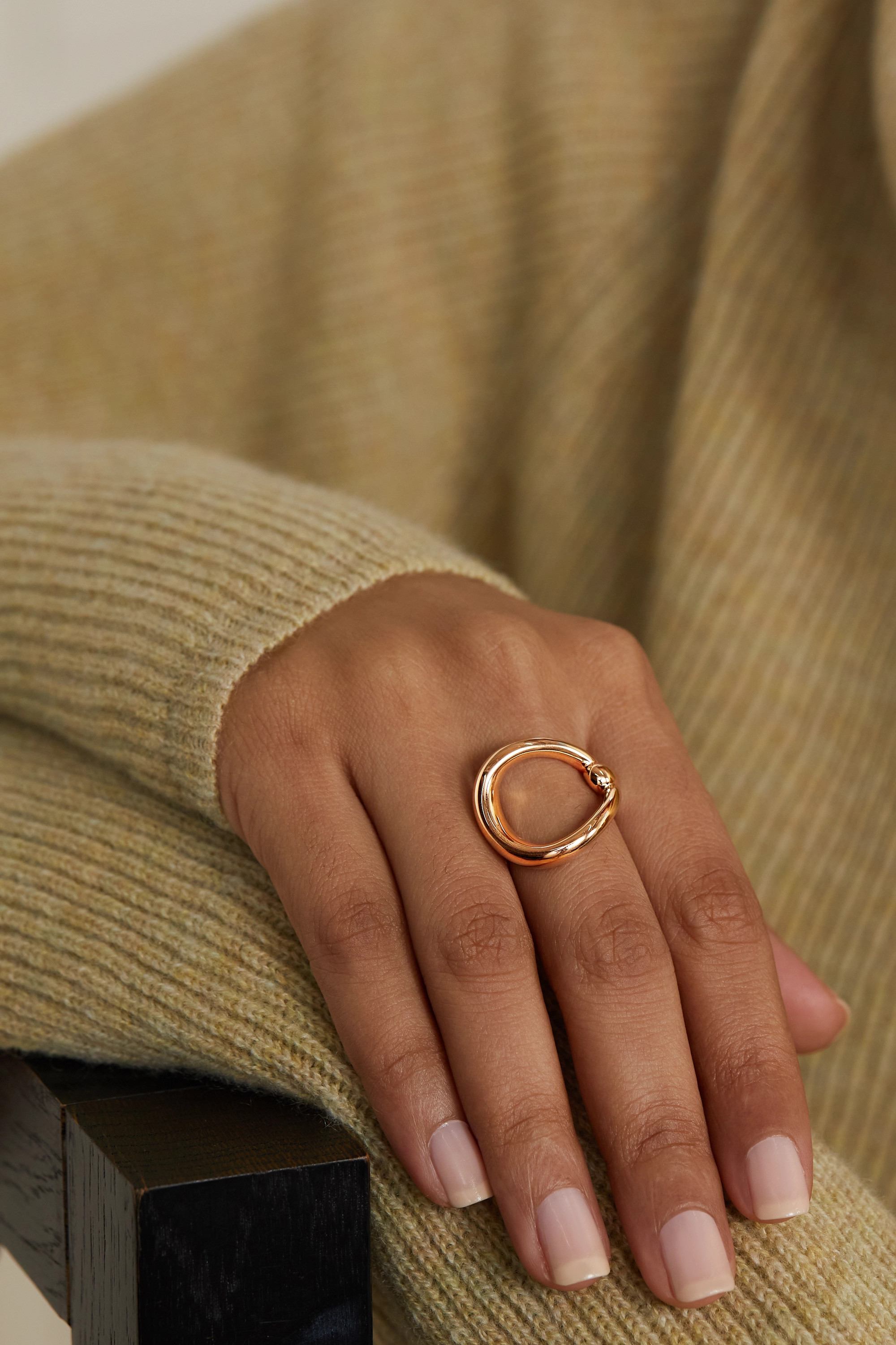 POMELLATO Fantina 18-karat rose gold ring