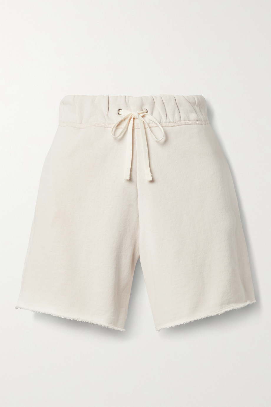 JAMES PERSE Cotton-jersey shorts
