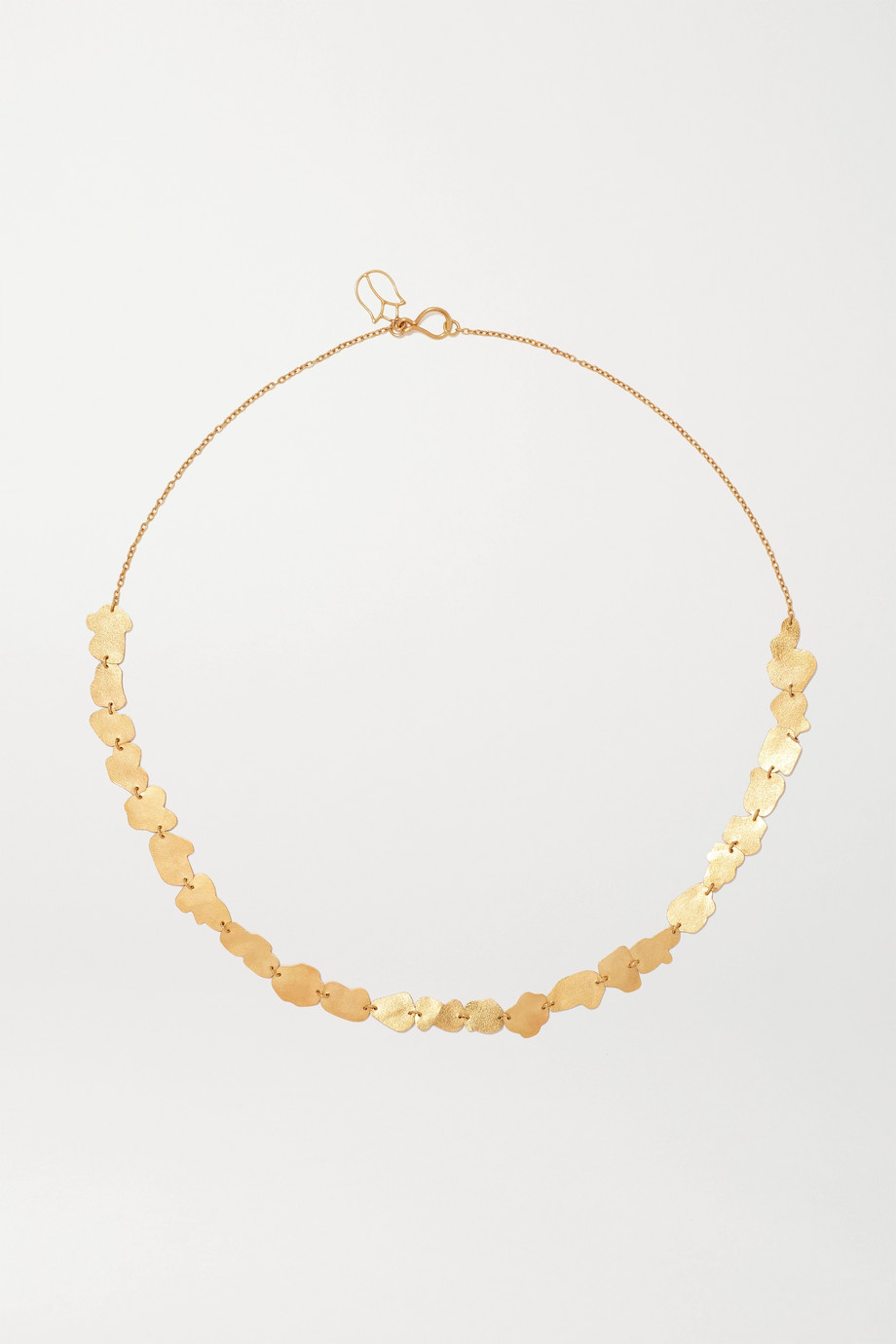 PIPPA SMALL + NET SUSTAIN 18-karat gold necklace