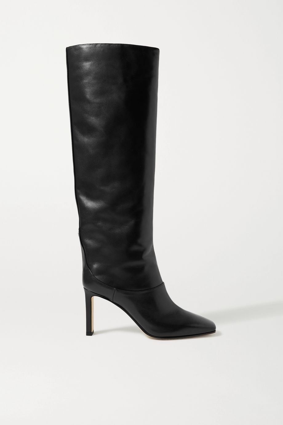 JIMMY CHOO Mahesa 85 leather knee boots