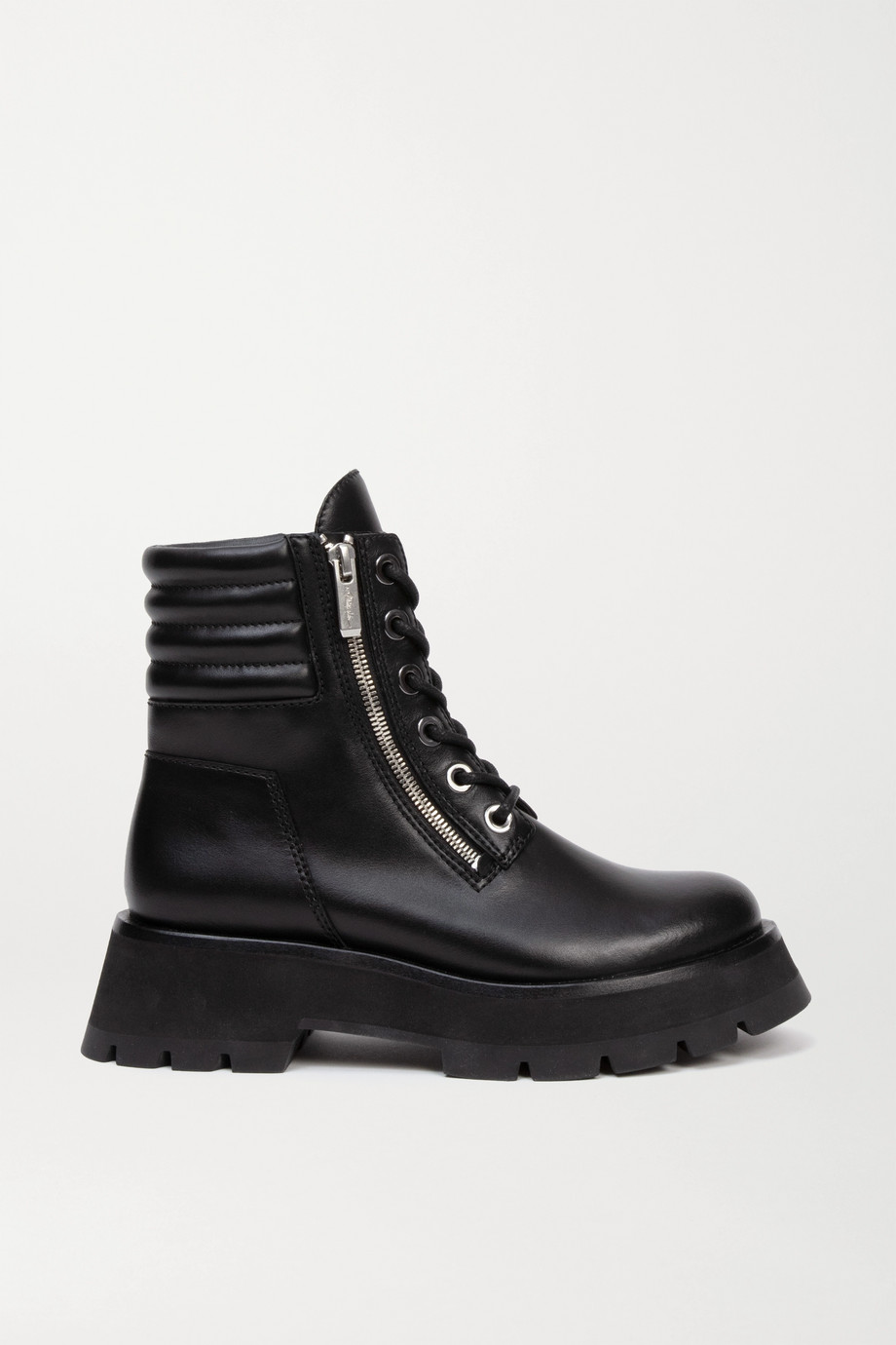 3.1 PHILLIP LIM Kate leather ankle boots