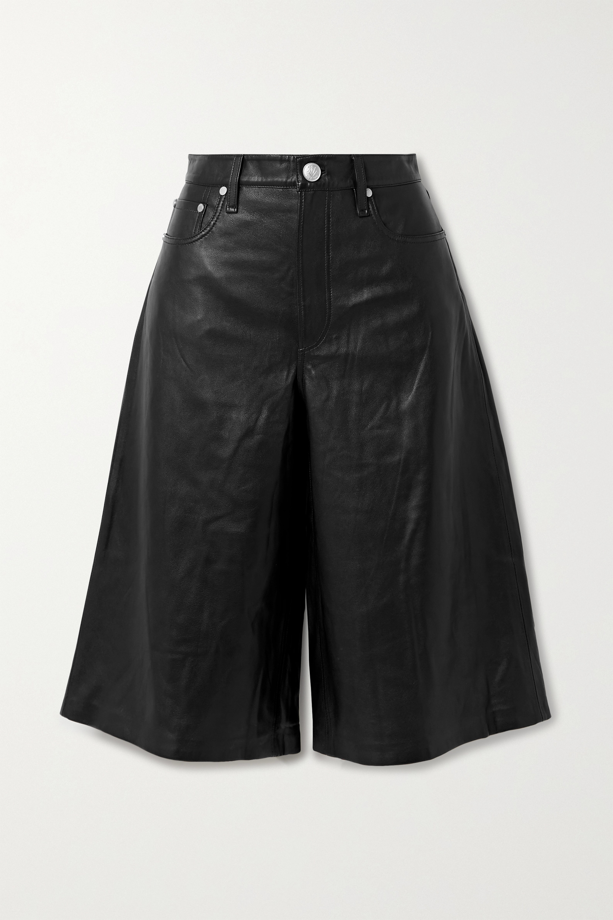 RAG & BONE Leather culottes