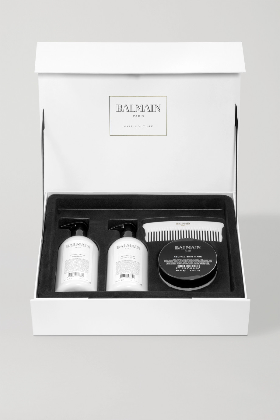 BALMAIN PARIS HAIR COUTURE Revitalizing Care Set