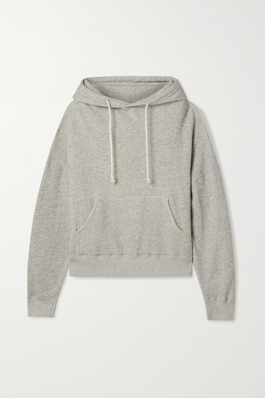 RE/DONE + Hanes cotton-jersey hoodie