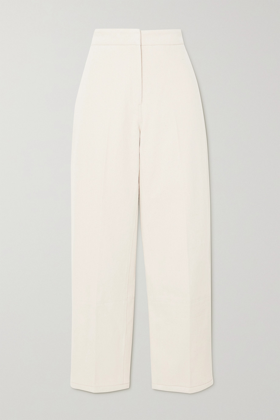 LVIR Cotton-twill tapered pants