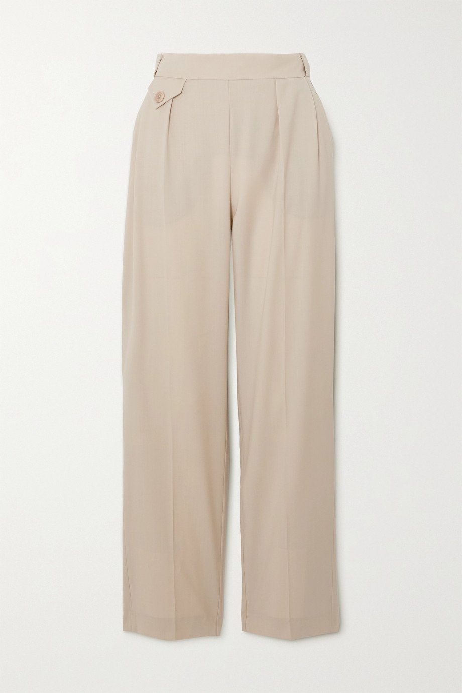 ENVELOPE1976 Marias wool tapered pants