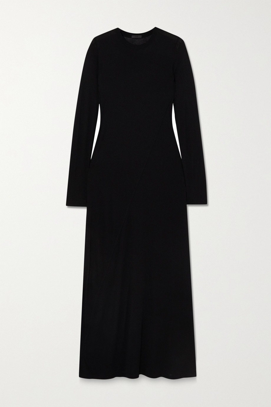 ATM ANTHONY THOMAS MELILLO Paneled modal-jersey maxi dress