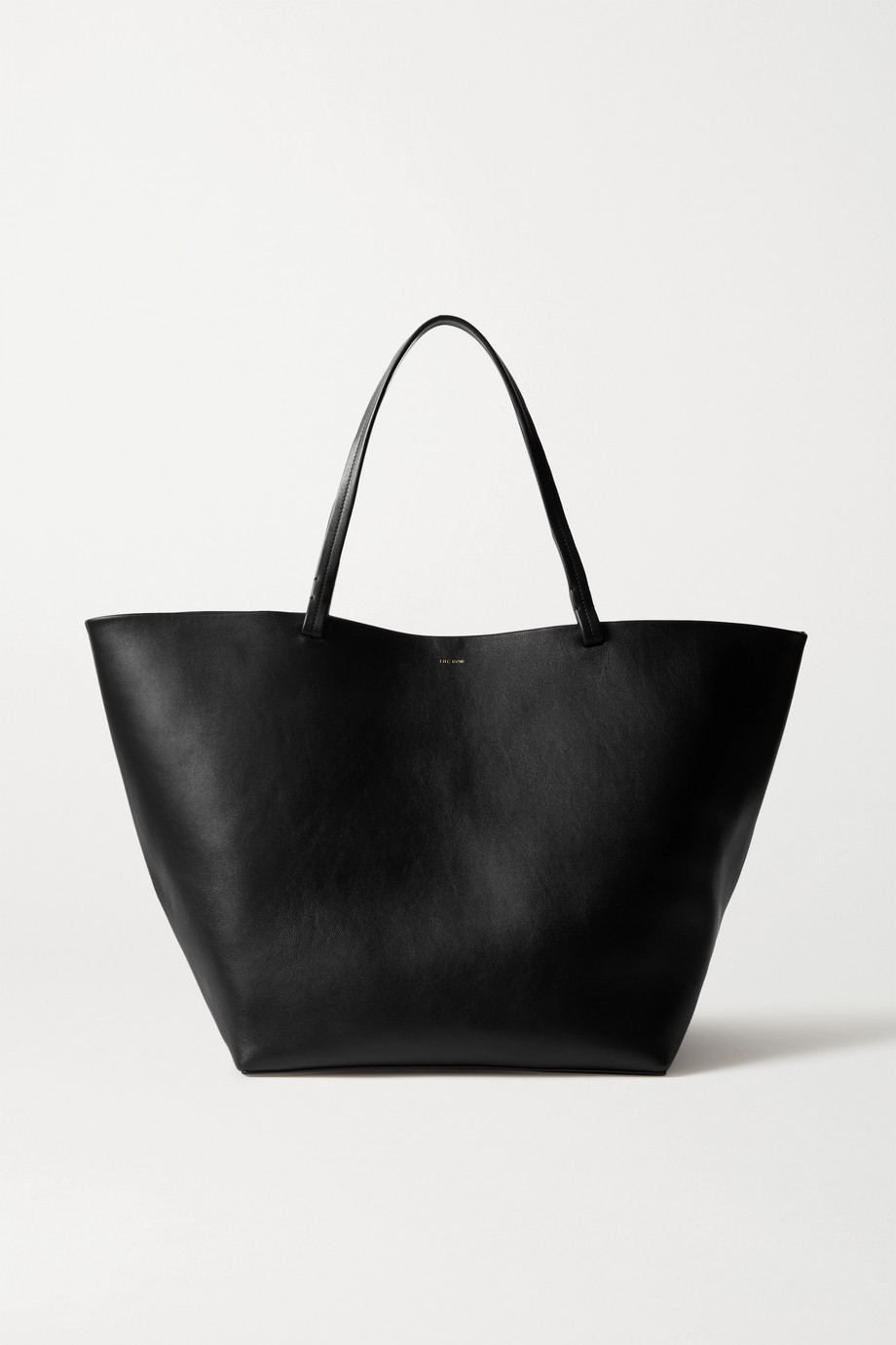 THE ROW Park XL leather tote