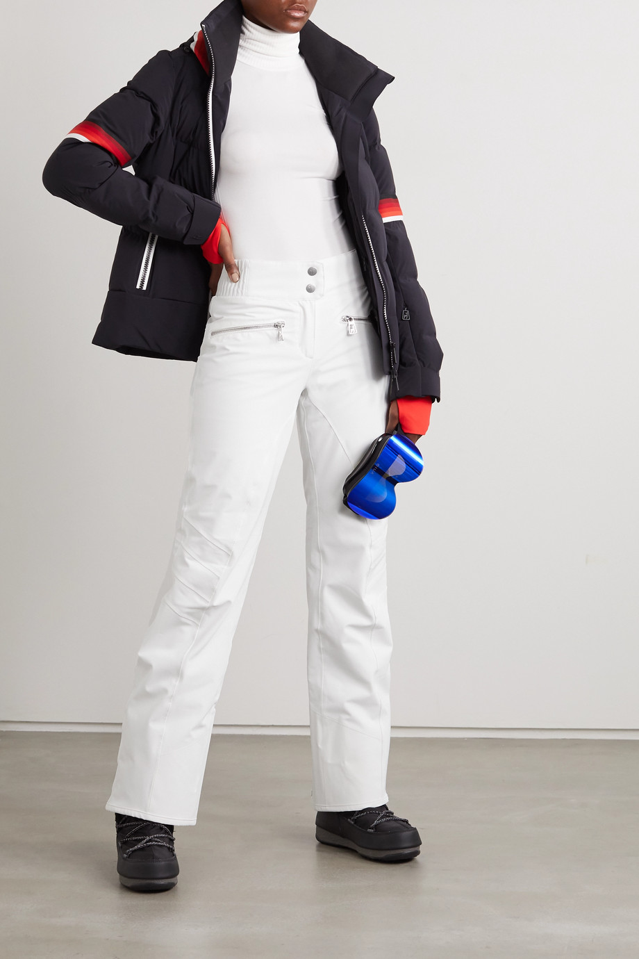 TONI SAILER Alla straight-leg ski pants