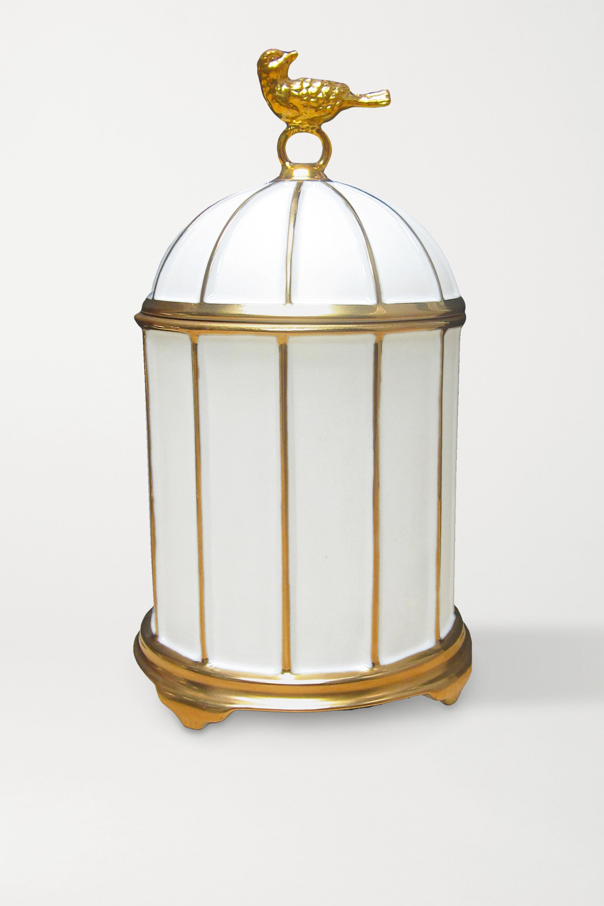 L'OBJET - Birdcage Scented Candle, 380g - one size