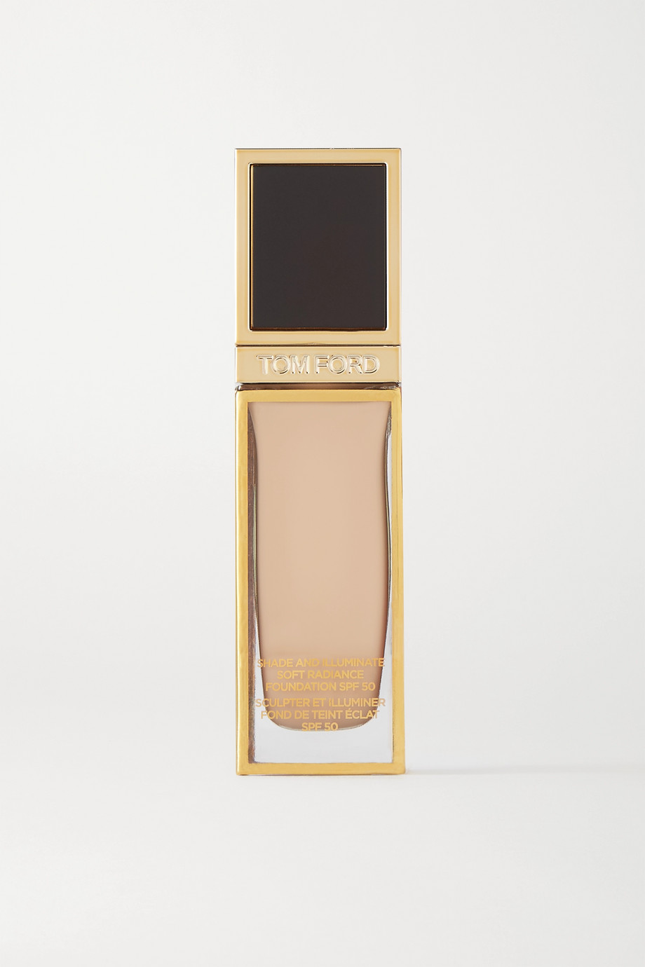 TOM FORD BEAUTY Shade and Illuminate Soft Radiance Foundation SPF50 - 2.5 Linen, 30ml