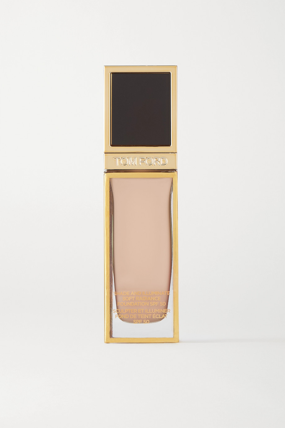 TOM FORD BEAUTY Shade and Illuminate Soft Radiance Foundation SPF50 - 3.7, 30ml