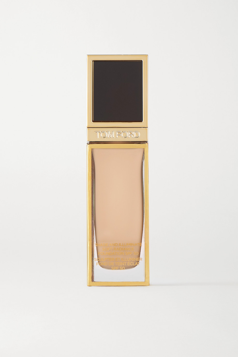 TOM FORD BEAUTY Shade and Illuminate Soft Radiance Foundation SPF50 - 1.5 Cream, 30ml