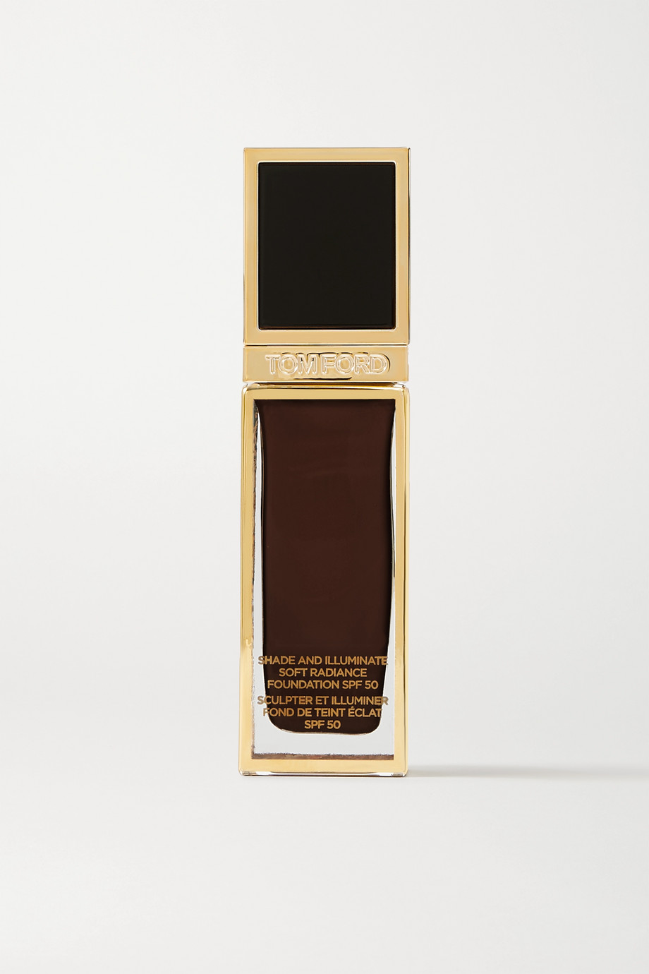 TOM FORD BEAUTY Shade and Illuminate Soft Radiance Foundation SPF50 - 12.0 Macasar, 30ml