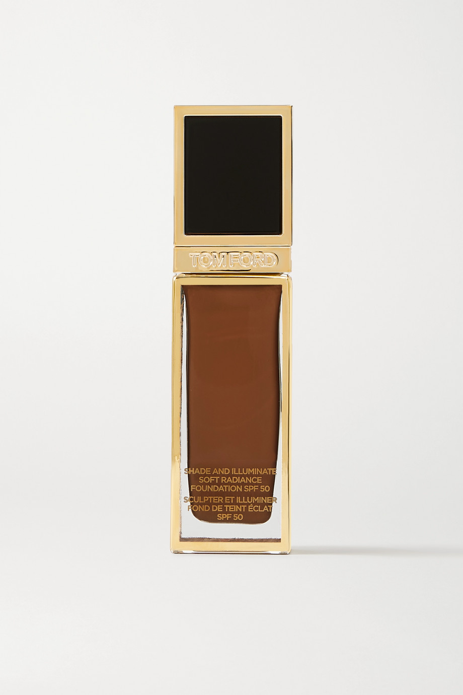 TOM FORD BEAUTY Shade and Illuminate Soft Radiance Foundation SPF50 - 10.7 Amber, 30ml