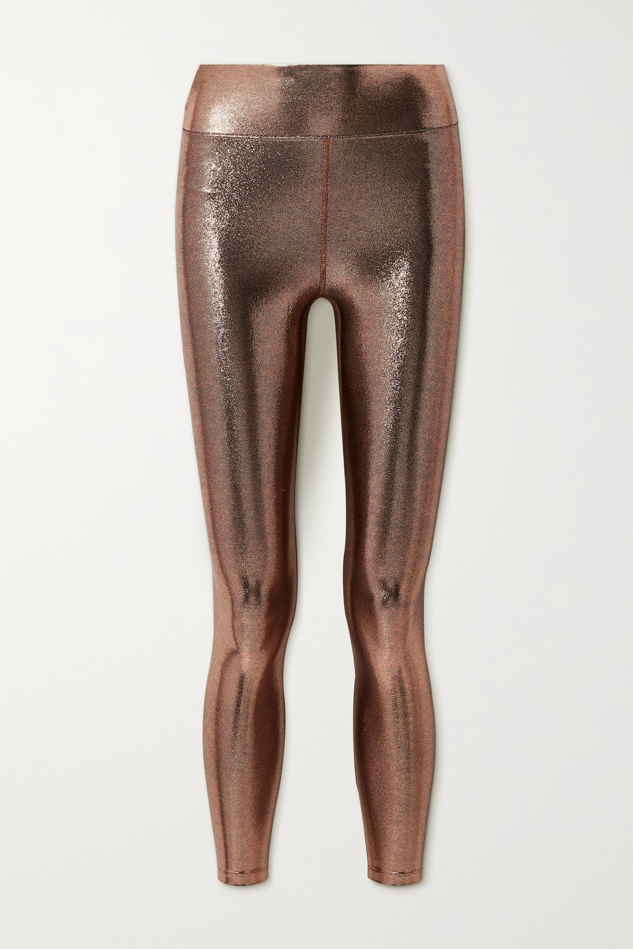 HEROINE SPORT Marvel metallic stretch leggings