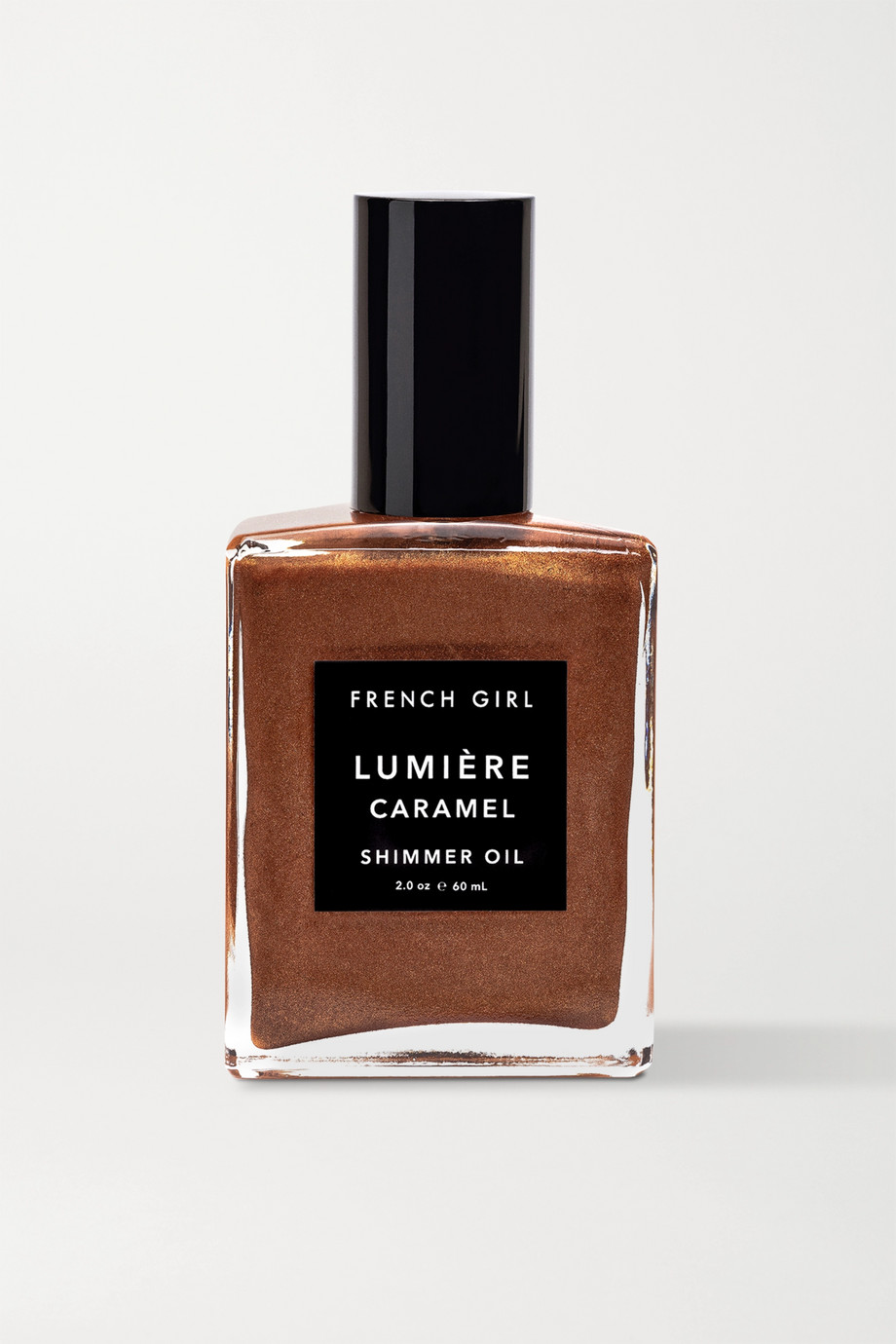 FRENCH GIRL ORGANICS Lumière Caramel Shimmer Oil, 60ml