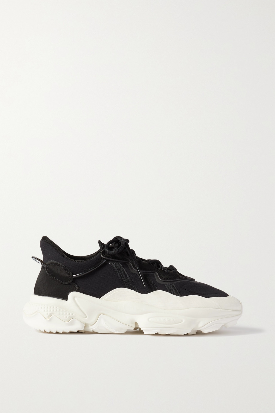 ADIDAS ORIGINALS Ozweego TR rubber-trimmed neoprene sneakers