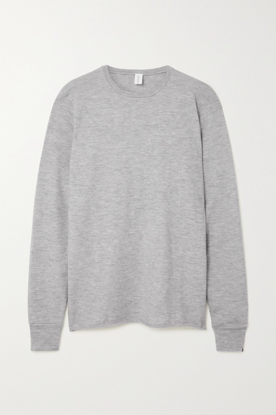 EXTREME CASHMERE Be Yourself cashmere-blend sweater