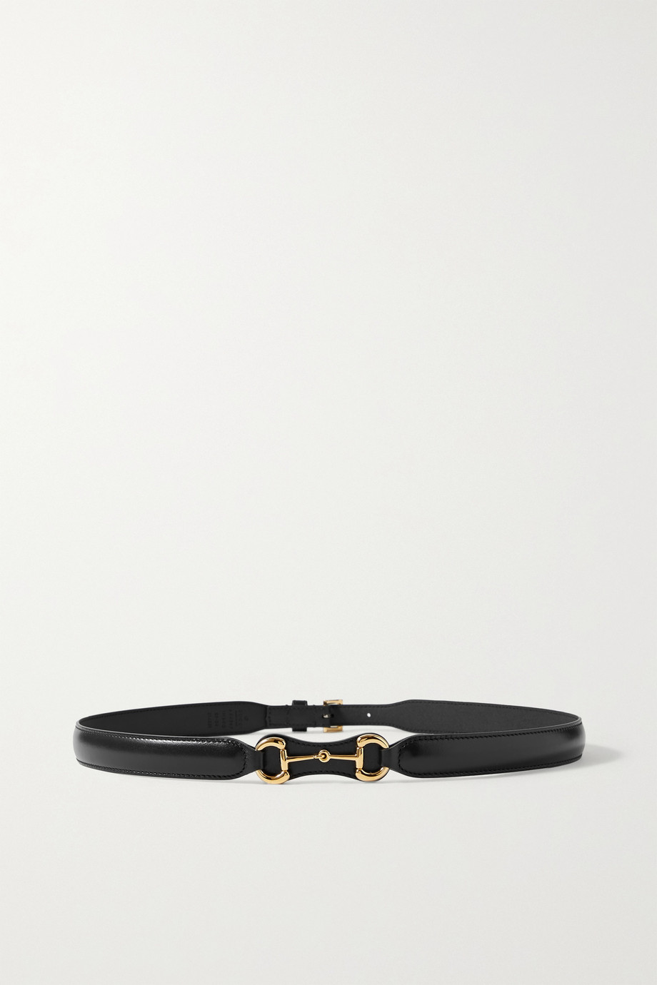 GUCCI 1955 horsebit-detailed leather belt