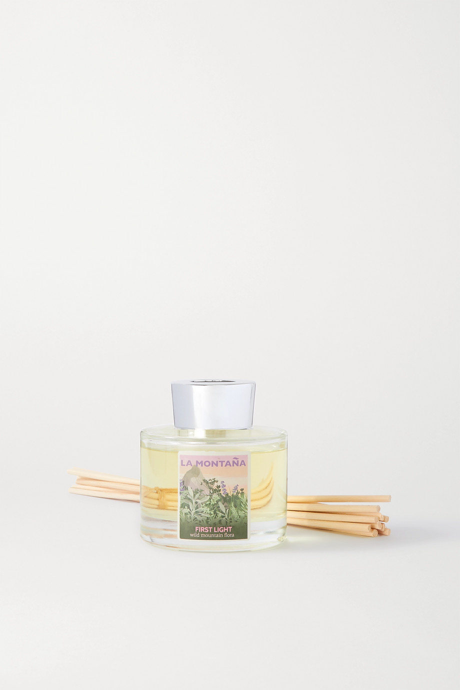 LA MONTAÑA Reed Diffuser - First Light, 120ml