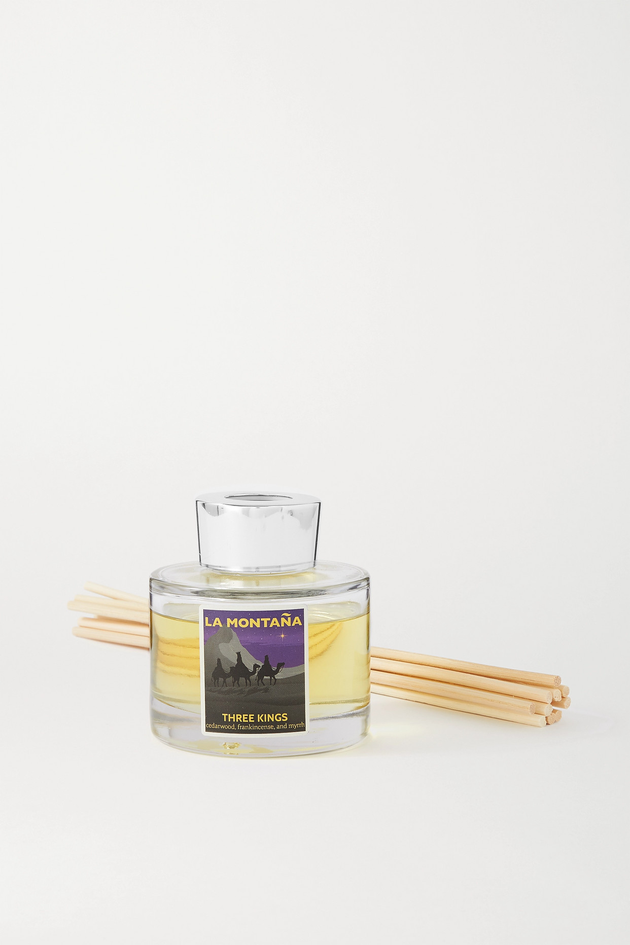 LA MONTAÑA - Reed Diffuser - Three Kings, 120ml - one size