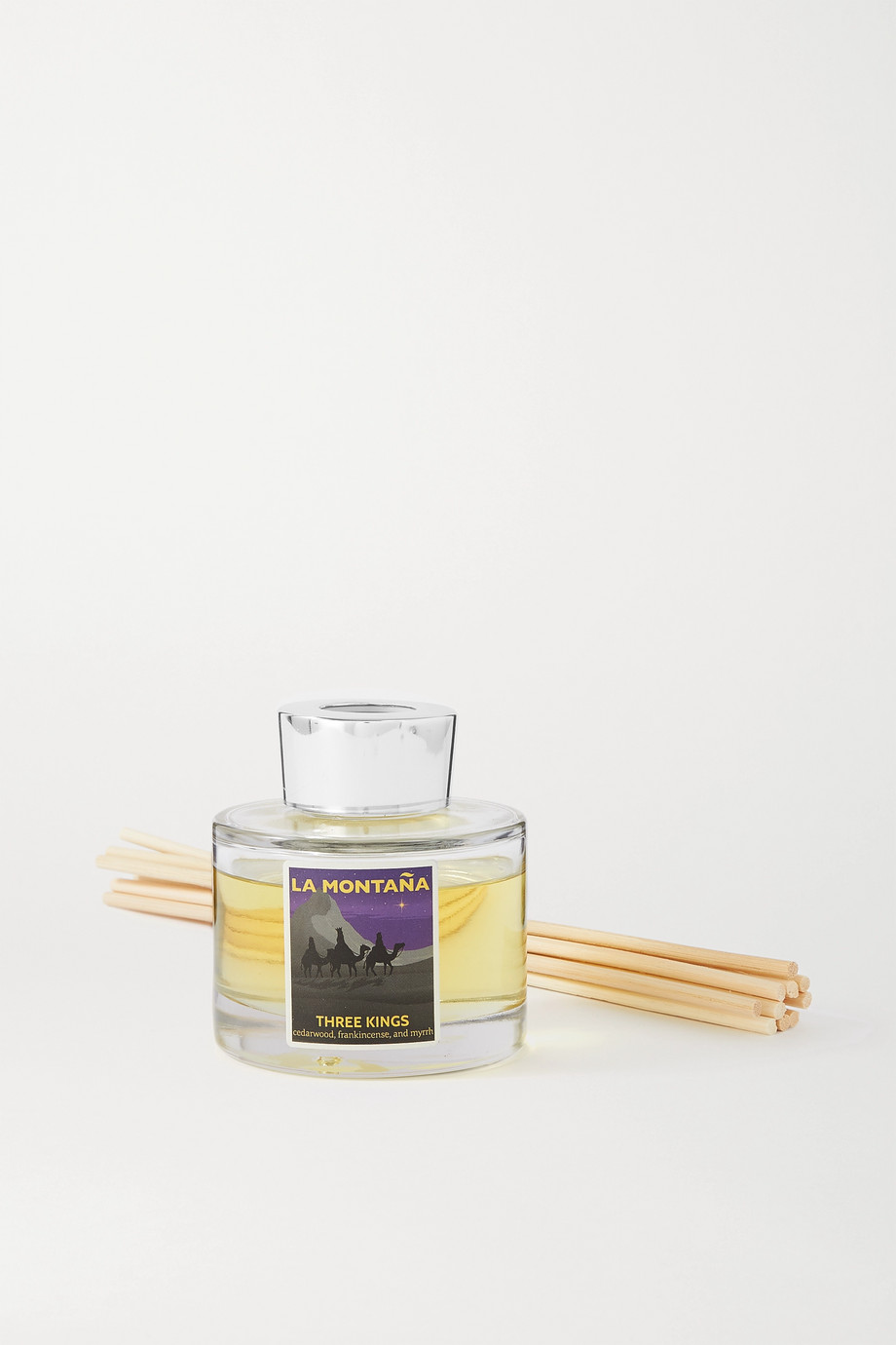 LA MONTAÑA Reed Diffuser - Three Kings, 120ml