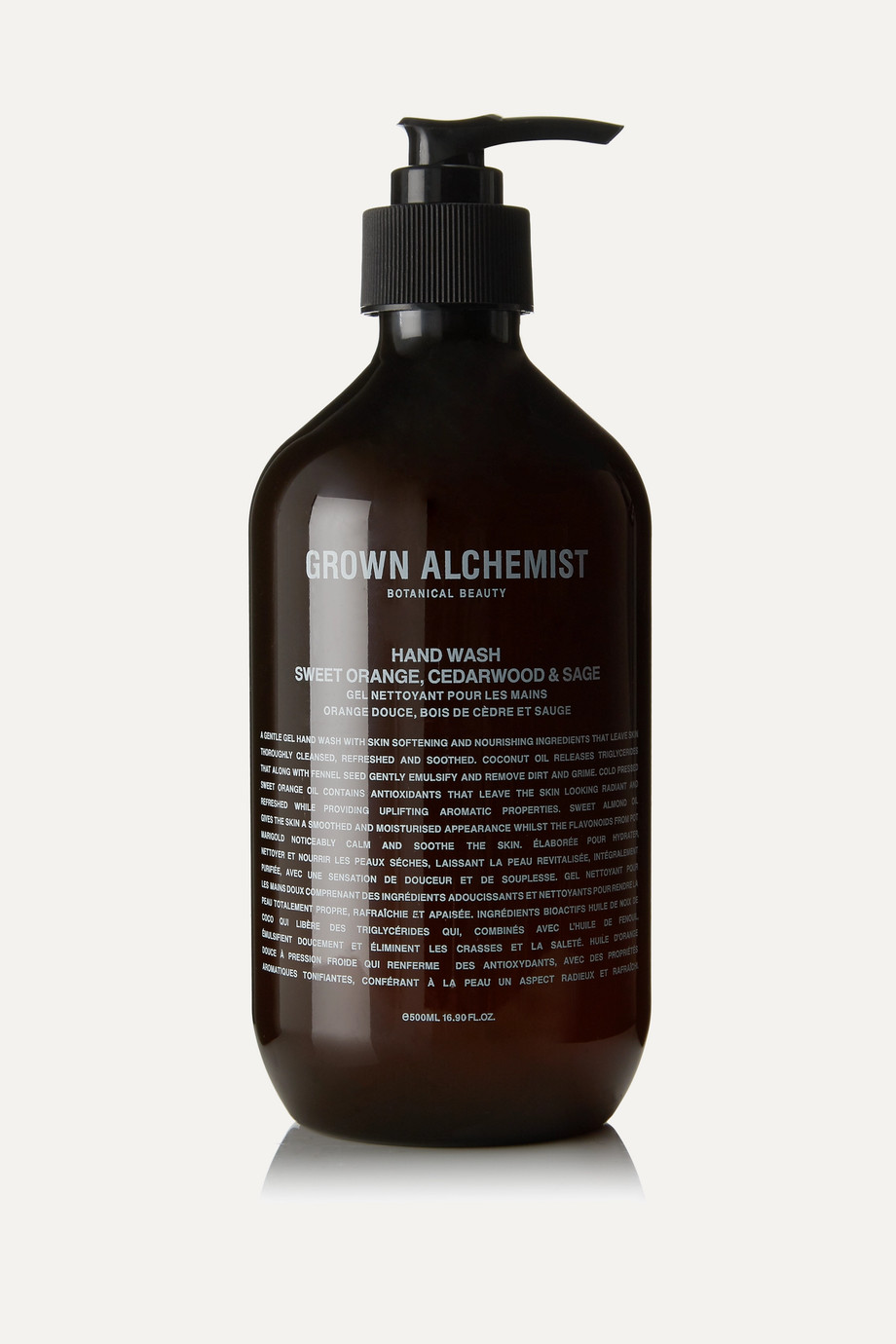 GROWN ALCHEMIST Hand Wash, 500ml
