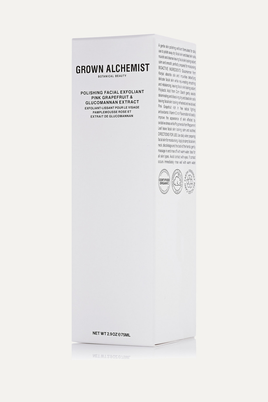 GROWN ALCHEMIST Polishing Facial Exfoliant, 75ml