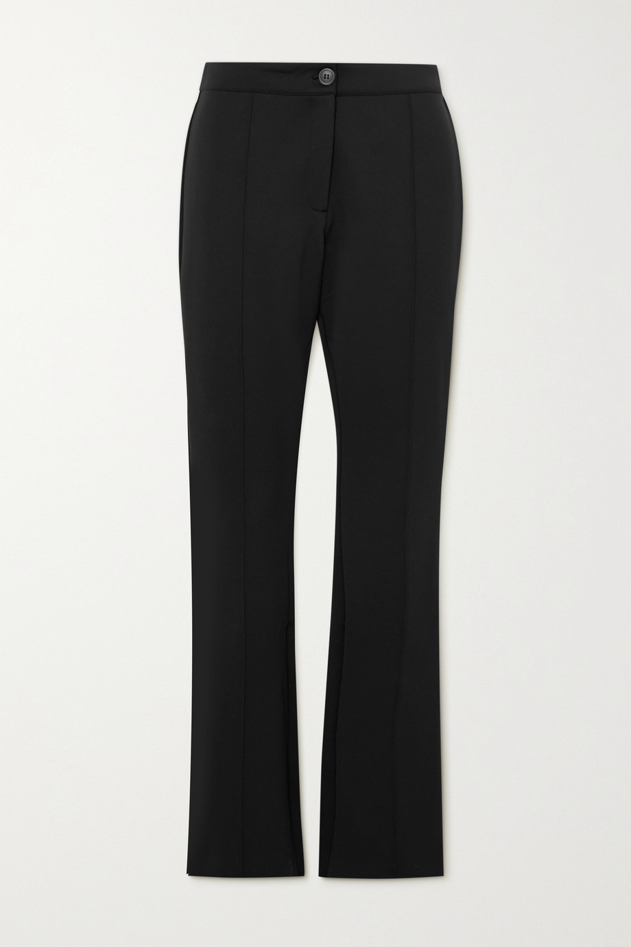 CAES + NET SUSTAIN stretch-scuba flared pants
